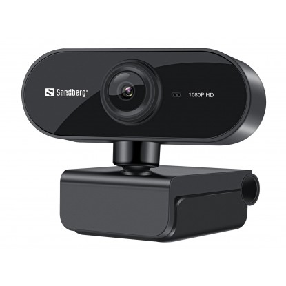 Internetinė kamera SANDBERG USB Webcam Flex 1080P HD